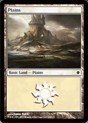 Plains (166) - Foil