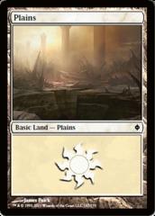 Plains (167) - Foil