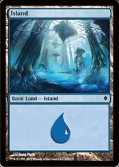 Island (169) - Foil