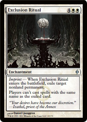 Exclusion Ritual - Foil