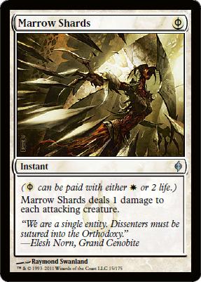 Marrow Shards - Foil