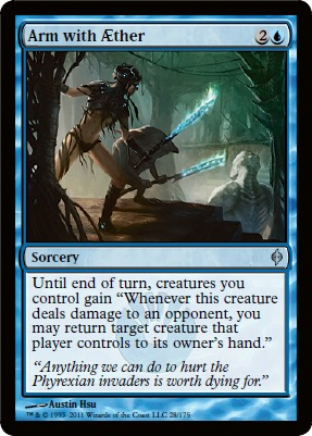 Arm with AEther - Foil