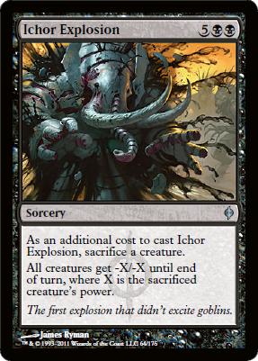 Ichor Explosion - Foil