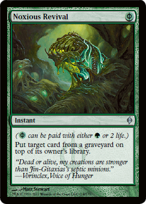 Noxious Revival - Foil