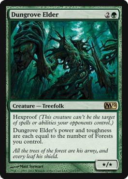 Dungrove Elder - Foil