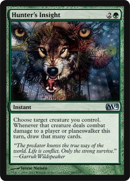 Hunters Insight - Foil