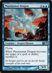 Phantasmal Dragon - Foil
