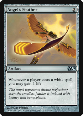 Angels Feather - Foil