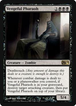 Vengeful Pharaoh - Foil