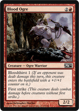 Blood Ogre - Foil
