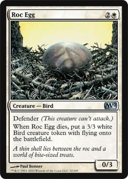 Roc Egg - Foil