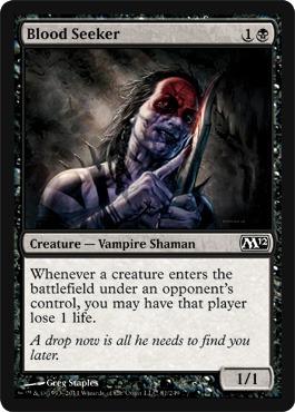 Blood Seeker - Foil