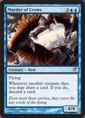 Murder of Crows - Foil on Channel Fireball