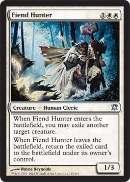 Fiend Hunter - Foil