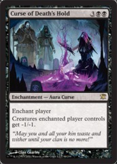 Curse of Deaths Hold - Foil