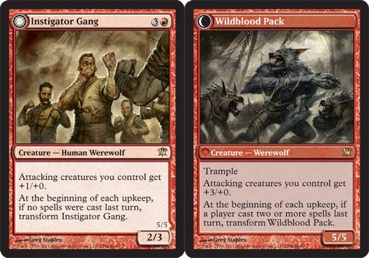 Instigator Gang // Wildblood Pack - Foil