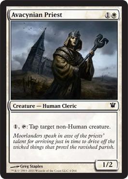 Avacynian Priest - Foil