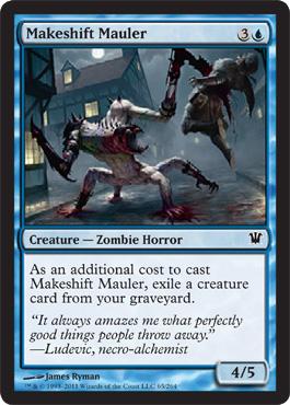 Makeshift Mauler - Foil