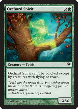 Orchard Spirit - Foil