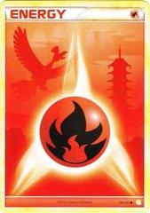Fire Energy - 116/123 - Common - Reverse Holo