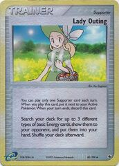 Lady Outing - 83/109 - Uncommon - Reverse Holo