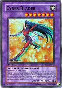 Cyber Blader - EEN-EN032 - Super Rare - Unlimited Edition