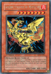 Sacred Phoenix of Nephthys - FET-EN005 - Ultra Rare - Unlimited Edition