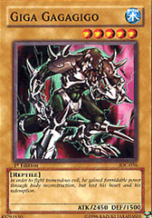 Giga Gagagigo - IOC-056 - Common - Unlimited Edition