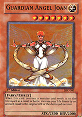 Guardian Angel Joan - IOC-087 - Ultra Rare - Unlimited Edition