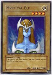 Mystical Elf - LOB-062 - Super Rare - Unlimited Edition