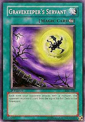 Gravekeeper's Servant - MRL-031 - Common - Unlimited Edition