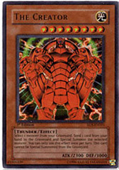 The Creator - RDS-EN005 - Ultra Rare - Unlimited Edition on Channel Fireball
