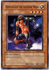 Homunculus the Alchemic Being - RDS-EN034 - Common - Unlimited Edition