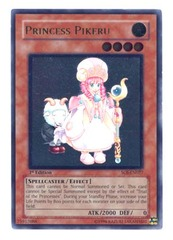 Princess Pikeru - Ultimate - SOI-EN027 - Ultimate Rare - Unlimited