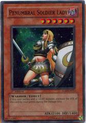 Penumbral Soldier Lady - SOD-EN033 - Super Rare - Unlimited Edition