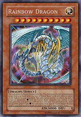 Rainbow Dragon - TAEV-EN006 - Secret Rare - Unlimited Edition