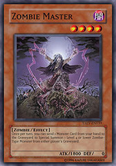 Zombie Master - TAEV-EN039 - Super Rare - Unlimited Edition