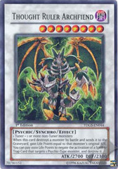 Thought Ruler Archfiend - TDGS-EN044 - Ultra Rare - Unlimited Edition