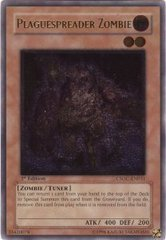 Plaguespreader Zombie - CSOC-EN031 - Ultimate Rare - Unlimited Edition