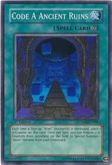 Code A Ancient Ruins - CRMS-EN088 - Super Rare - Unlimited Edition