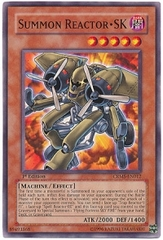 Summon Reactor  SK - CRMS-EN012 - Common - Unlimited Edition