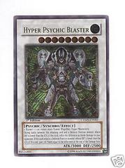 Hyper Psychic Blaster - CRMS-EN042 - Ultimate Rare - Unlimited Edition