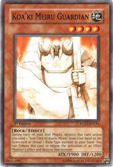 Koa'ki Meiru Guardian - RGBT-EN023 - Common - Unlimited Edition