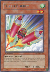 Turbo Rocket - ANPR-EN015 - Rare - Unlimited Edition