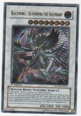 Blackwing - Silverwind the Ascendant - SOVR-EN041 - Ultimate Rare - Unlimited Edition