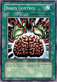 Brain Control - YSDJ-EN030 - Common - Unlimited Edition