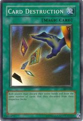 Card Destruction - SDY-042 - Super Rare - Unlimited Edition