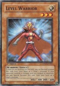 Level Warrior - DP09-EN007 - Common - Unlimited Edition