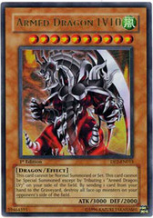 Armed Dragon LV10 - DP2-EN013 - Ultra Rare - Unlimited Edition on Channel Fireball
