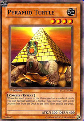 Pyramid Turtle - SD2-EN005 - Common - Unlimited Edition on Channel Fireball